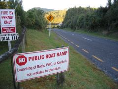 Welcome to Orakei Korako: The first hint that things might not be completely straightforward